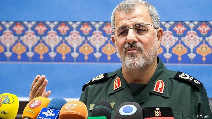 Iran Mohammad Pakpour Sepah Kommandeur