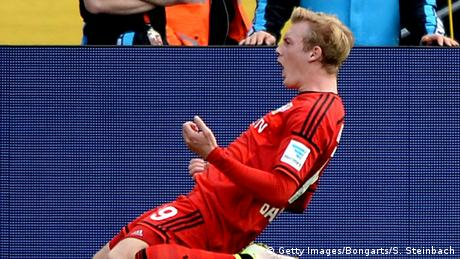 Fußball Bundesliga 1. FC Köln - Bayer Leverkusen