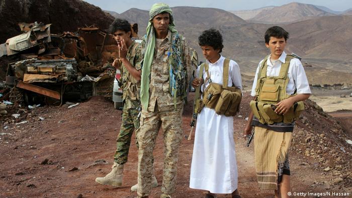 Jemen Waffenruhe (Getty Images/N.Hassan)