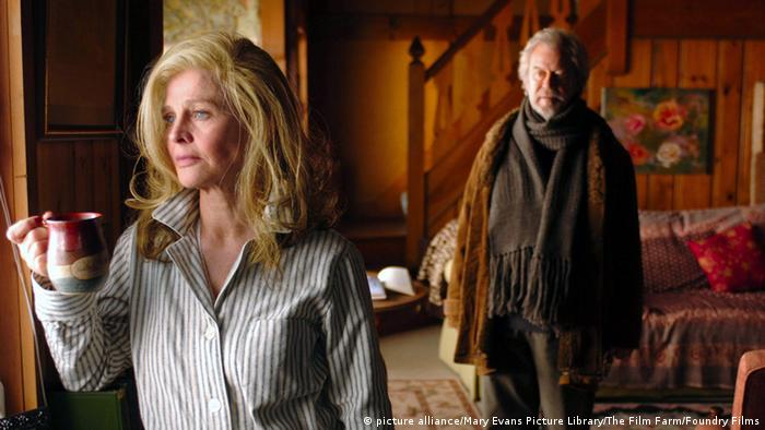 Julie Christie und Gordon Pinset in Sarah Polley Film 'An ihrer Seite' (Foto: picture alliance/Mary Evans Picture Library/The Film Farm/Foundry Films)