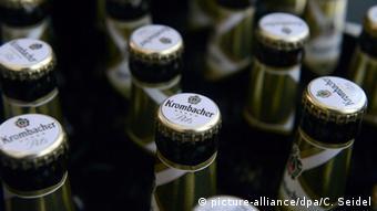 Deutsc«Μηδέν εις το πηλίκον» και για τις εξαγωγές premium μπύρας που απορροφούσε πέρσι το 5% της παραγωγής για την Krombacher