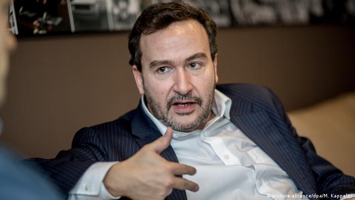 Deutschland Daniel Abbou Leiter der BER-Ukomm