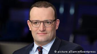 Deutschland Jens Spahn Staatssekretär im Finanzministerium (picture alliance/Eventpress)