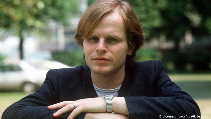 Herbert Grönemeyer 1982 (Foto: dpa)