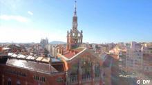 DW Sendung euromaxx Extratour Barcelona