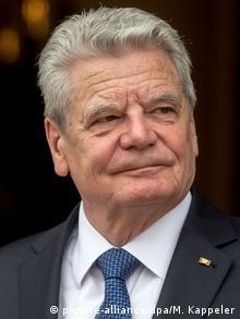 Deutschland Joachim Gauck