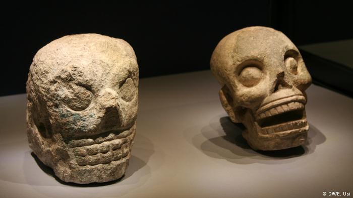 Berlin Ausstellung Maya Sprache der Schönheit im Martin Gropius Bau