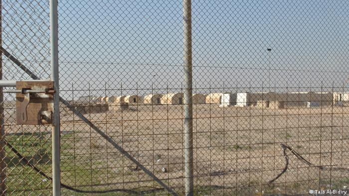 Irak'ın güneyindeki Bucca cezaevi