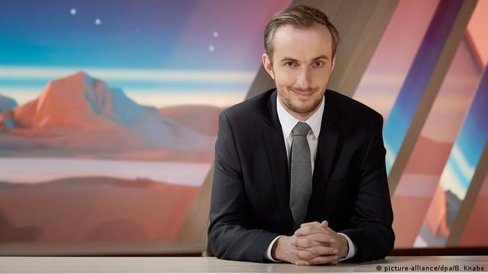 Deutschland Medien - Jan Böhmermann