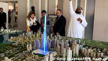 VAE Dubai Emaar Properties Bauvorhaben Wolkenkratzer