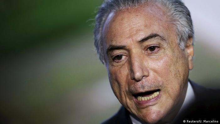 Vice-presidente do Brasil, Michel Temer