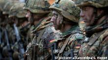 Soldaten des Gebirgsjägerbataillons 23 in Bad Reichenhall: ein Skandal erschüttert die Eliteeinheit.