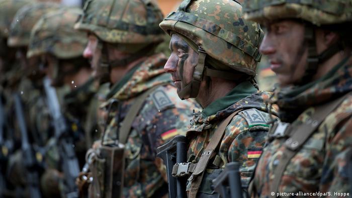 Deutschland Gebirgsjägerbataillon der Bundeswehr
