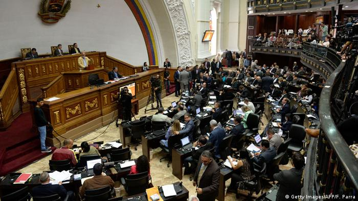Venezuela Parlament in Caracas (Getty Images/AFP/F. Parra)