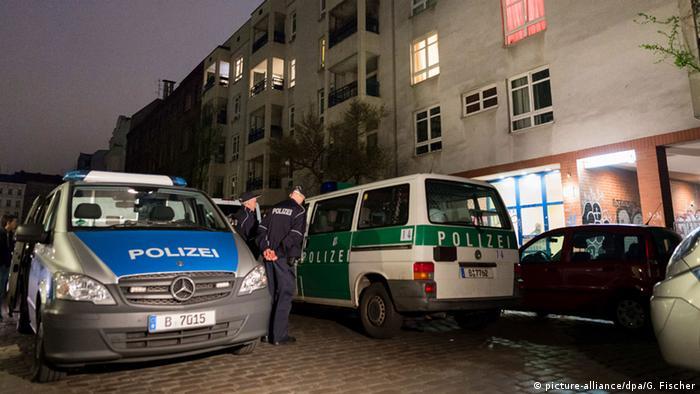 Deutschland Festnahmen bei SEK-Einsatz gegen arabischen Familienclan in Berlin