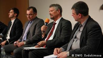 Обсуждение доклада Германия и конфликт на Украине