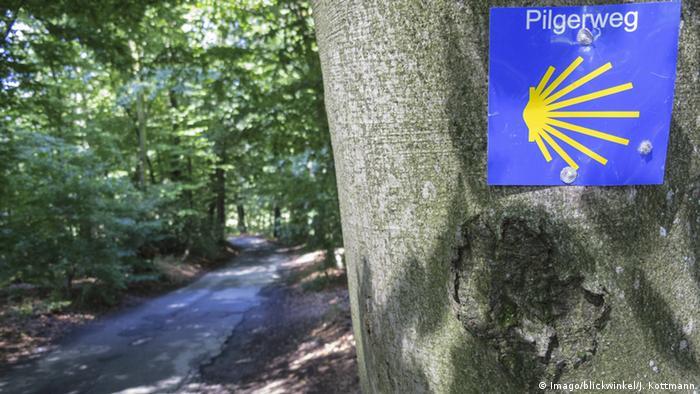 Etapă a Drumului lui Iacob din Germania