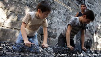 Diyarbakır'da çalışan çocuklar