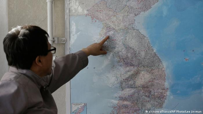 Nordkorea Zwangsarbeiter im Ausland (picture-alliance/AP Photo/Lee Jin-man)