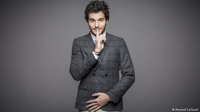 ESC Eurovision Song Contest 2016 Amir of France, Credits: Renaud Corlouër