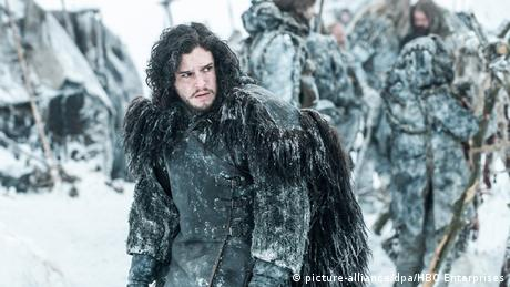 Kit Harington als Jon Snow in 'Game of Thrones' (Foto: picture-alliance/dpa/HBO Enterprises)