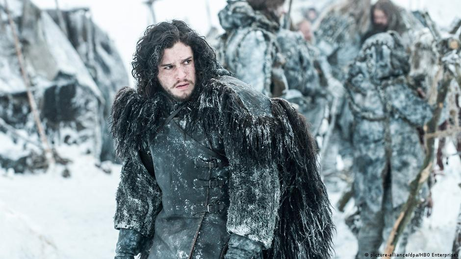 Intrigue, sex and dragons in 'Game of Thrones'