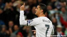Fußball Champions League Real Madrid Vfl Wolfsburg