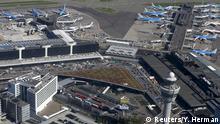 Niederlande Flughafen Schiphol Amsterdam