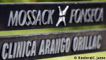 """Von der panamaischen Finanzkanzlei Mossack Fonseca stammen die Daten der """"Panama Papers"""""""