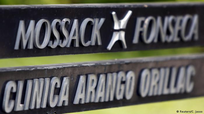 Logo Mossack Fonseca (Reuters/C. Jasso)