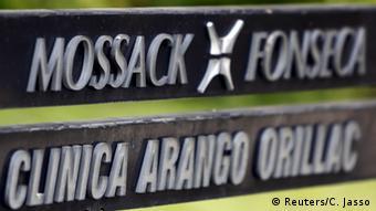 Эмблема Mossack Fonseca