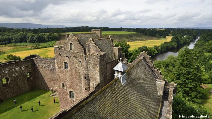Schottland Doune Castle