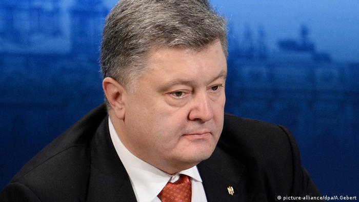 Петро Порошенко озвучив послідовність переходу кордону під контроль ЗСУ