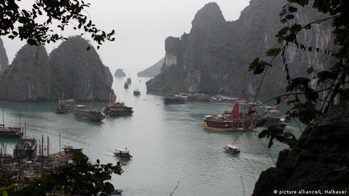 Vietnam Halong-Bucht