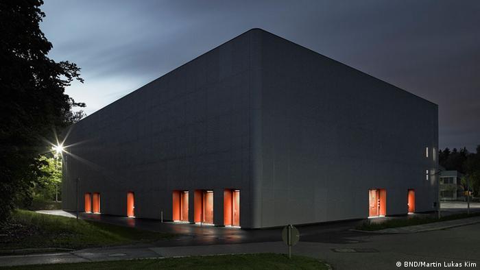 Pullach BND-Zentrale IT-Zentrum