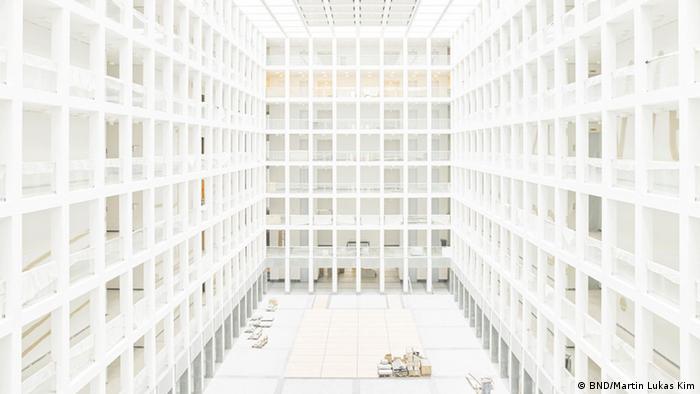 Berlin neue BND-Zentrale