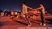 China homosexuelles Paar in Quanzhou