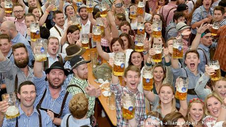 Deutschland Oktoberfest in München