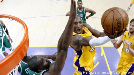 USA Los Angeles Lakers Kobe Bryant