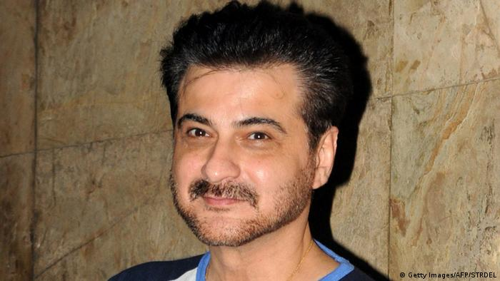 Indien Bollywood-Schauspieler Sanjay Kapoor in Mumbai (Getty Images/AFP/STRDEL)