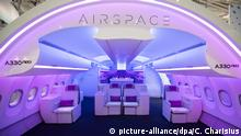 Fachmesse Aircraft Interiors Expo in Hamburg