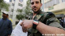 Syrien Parlamentswahlen