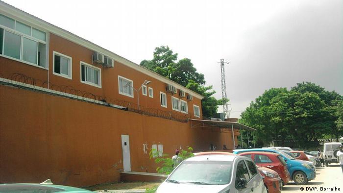 Angola Gefängnis in Luanda