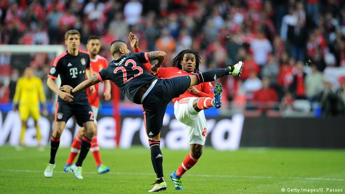 SL Benfica vs. FC Bayern Muenchen, Spielszene (Foto: Getty Images/O. Passos)