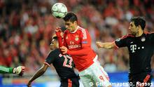 SL Benfica vs. FC Bayern Muenchen (Getty Images/O. Passos)