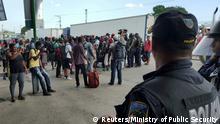 Costa Rica Flüchtlinge aus Kuba