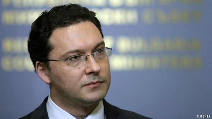 Daniel Mitov, ministro búlgaro de AA.EE., condenó la acción de las milicias