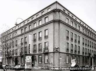 The EL-DE Haus in an earlier era