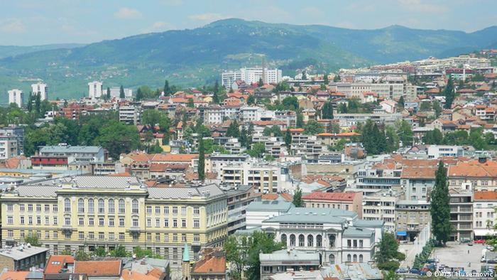 Volkszählung in Bosnien und Herzegowina (DW/S. Huseinovic)