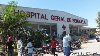 Angola Krankenhaus Benguela